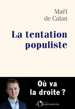 Livres Couvertures de La tentation populiste