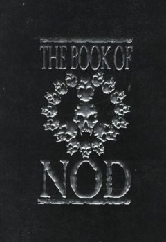 Abdeckungen The Book of Nod (Vampire: The Masquerade Novels)