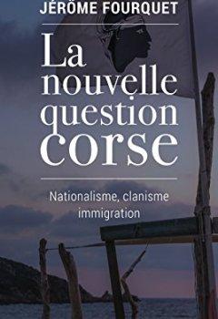Livres Couvertures de La nouvelle question corse