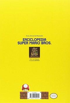 Portada del libro deEnciclopedia Super Mario Bros 30ª Aniversario: Guía oficial de Nintendo (Manga Artbooks)