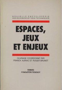 Livres Couvertures de Espaces, Jeux et Enjeux