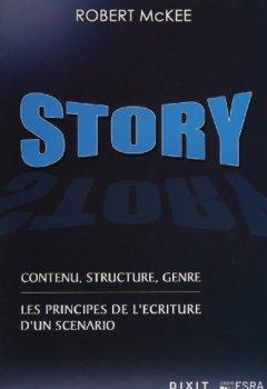 Livres Couvertures de Story : contenu, structure, genre , Les principes de l'écriture d'un scénario