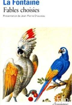 Livres Couvertures de Fables choisies