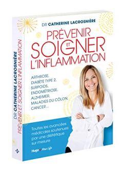 Livres Couvertures de Prévenir et soigner l'inflammation