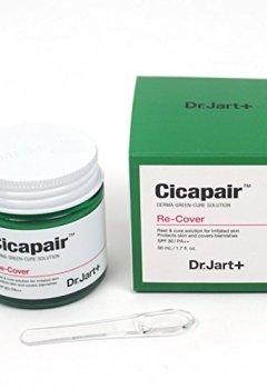 Livres Couvertures de Dr. Jart+ Cicapair Derma Vert-Cure Solution Récupérer Crème 50Ml / 1.7Fl.Oz