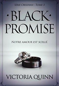 Livres Couvertures de Black Promise (French) (Obsidian t. 3)