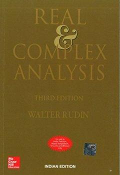 Livres Couvertures de Real & Complex Analysis