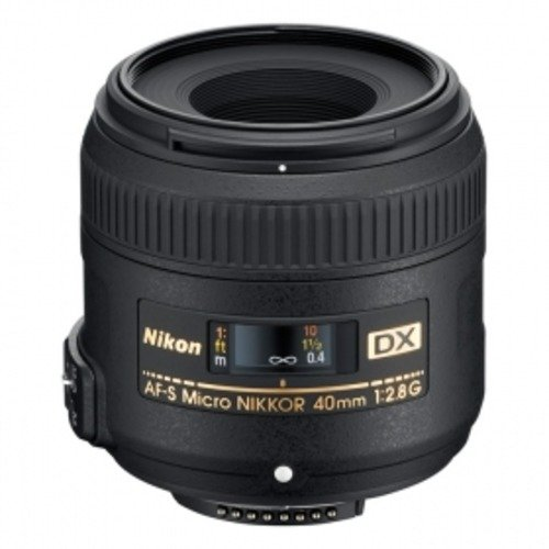 NIKON AF-S DX MICRO 40MM F/2,8G