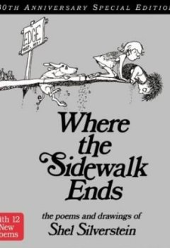 Cover von Where the Sidewalk Ends[ WHERE THE SIDEWALK ENDS ] By Silverstein, Shel ( Author )Jan-20-2004 Hardcover
