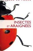 Livres Couvertures de Insectes et araignées - nouvelle présentation