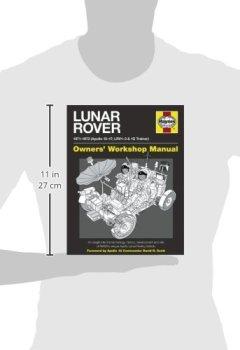 Livres Couvertures de Lunar Rover Manual: 1971-1972 (Apollo 15-17; LRV1-3 & 1G Trainer)