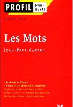 Livres Couvertures de Les mots, Sartre