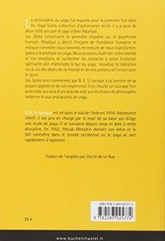 Livres Couvertures de Lumiere sur les Yoga Sutra de Patanjali