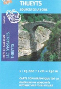 Livres Couvertures de 2837ot Tueyts/Lac d'Issarles
