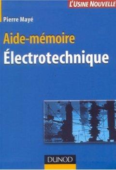 Livres Couvertures de Aide-mémoire Electrotechnique