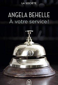 Livres Couvertures de La Société (Tome 3) - À votre service !