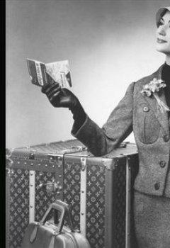 Livres Couvertures de Louis Vuitton, 100 malles de légende