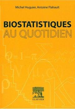 Livres Couvertures de Biostatistiques au quotidien