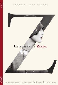 Livres Couvertures de Z le roman de Zelda