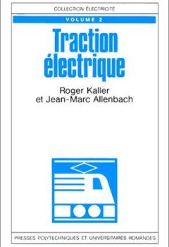 Livres Couvertures de Traction électrique