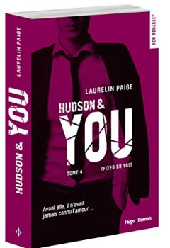 Livres Couvertures de Hudson & You - tome 4 (Fixed on you)