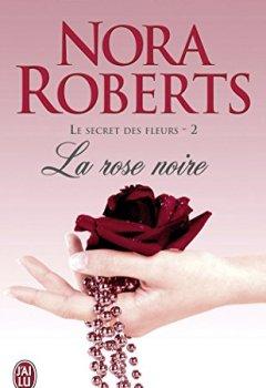 Livres Couvertures de Le secret des fleurs (2) - La rose noire