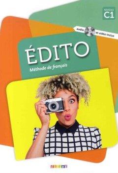 Livres Couvertures de Edito niv .c1 (ed. 2018) -  livre +DVD-ROM