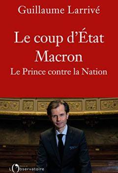 Livres Couvertures de Le coup d'état Macron
