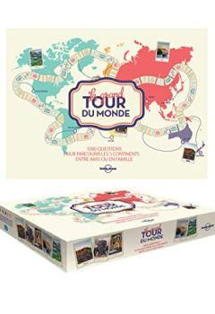 Livres Couvertures de Le grand tour du monde - 1ed