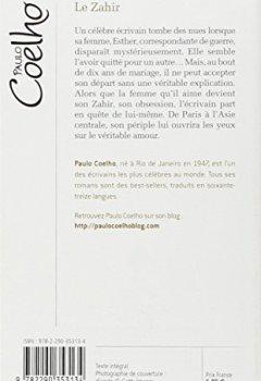 Livres Couvertures de Le Zahir