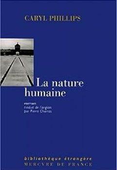 Livres Couvertures de La Nature humaine