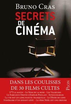 Livres Couvertures de Secrets de cinéma