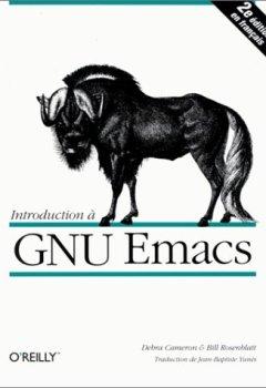 Livres Couvertures de Introduction à GNU Emacs