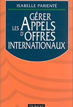 Livres Couvertures de Gérer les appels d'offres internationaux