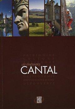 Livres Couvertures de Itinéraires Cantal