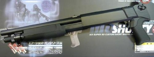 東京マルイ エアショットガン M3 ショーティー