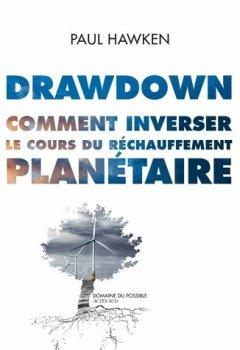 Livres Couvertures de Drawdown : Comment inverser le cours du réchauffement planétaire