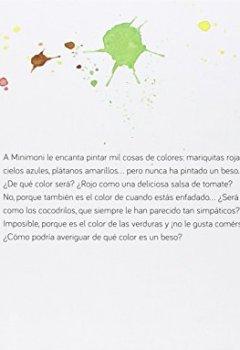 Portada del libro de¿De qué color es un beso? (Álbumes ilustrados)