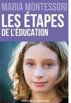Livres Couvertures de Les étapes de l'éducation