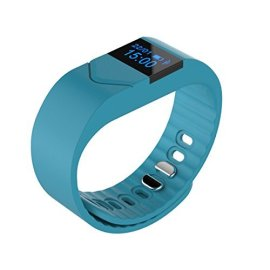 YIDA-WB01-Heart-Rate-Monitor-OLED-Screen-Touch-Key-Call-Reminder-Pedometer-Calorie-Mileage-Remote-Camera-Smart-Bracelet-Waterproof-Bluetooth-Smart-Watch
