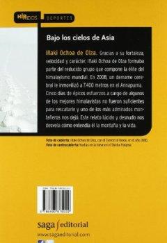 Portada del libro deBajo Los Cielos De Asia ( 5ª Ed.) (Híbridos)