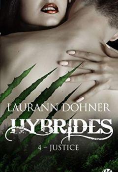 Livres Couvertures de Justice: Hybrides, T4