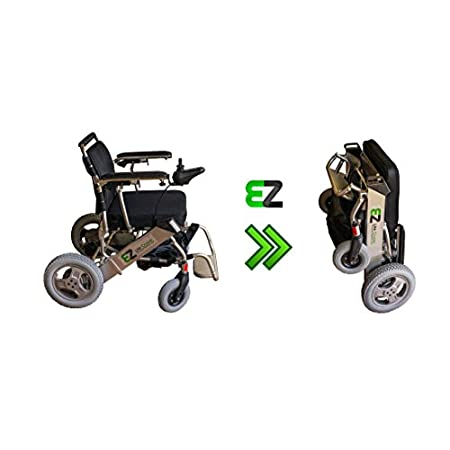 The EZ Lite Cruiser (HD) Heavy Duty is the newest addition to our product line.  It is composed of a very durable lightweight aluminum alloy, giving it a total weight of only 59 pounds, but being able to handle passengers weighing up to 396 pounds. O...