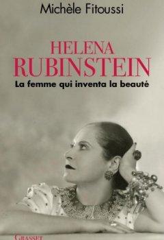 Livres Couvertures de Helena Rubinstein : La femme qui inventa la beauté (Documents Français)