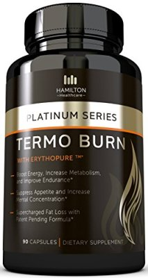 Thermogenic-Fat-Burner-with-Patent-Pending-Formula-100-Natural-and-Unique-Formula-with-Proven-Ingredients-Burn-Fat-Boost-Energy-and-Increase-Focus-By-Hamilton-Healthcare