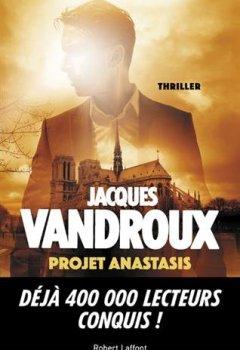 Livres Couvertures de Projet Anastasis