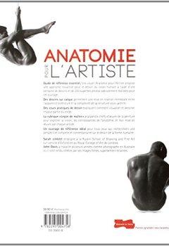 Livres Couvertures de Anatomie pour l'artiste NP