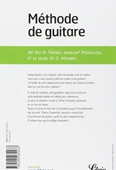 Livres Couvertures de Méthode de guitare