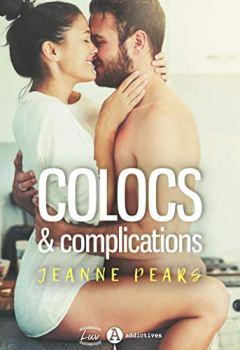 Livres Couvertures de Colocs & Complications
