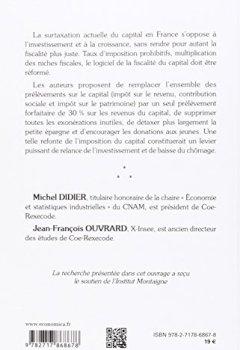 Livres Couvertures de Impôt sur le capital au XXIe siècle - la très couteuse singularite française (l')